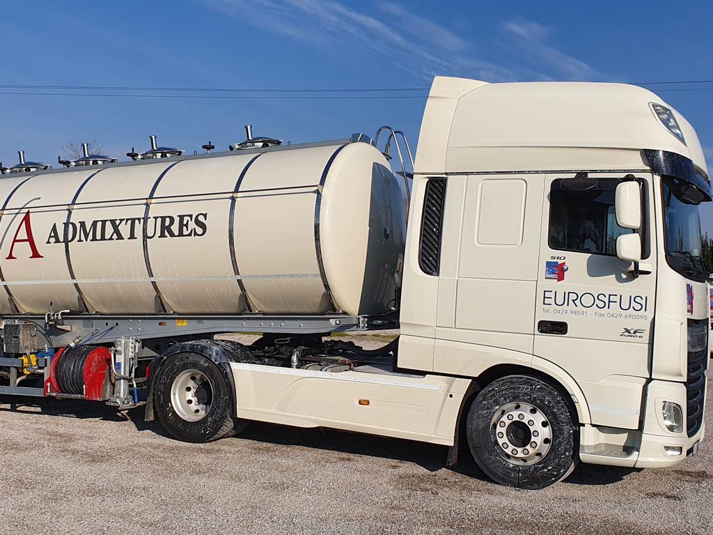 trasporto additivi liquidi